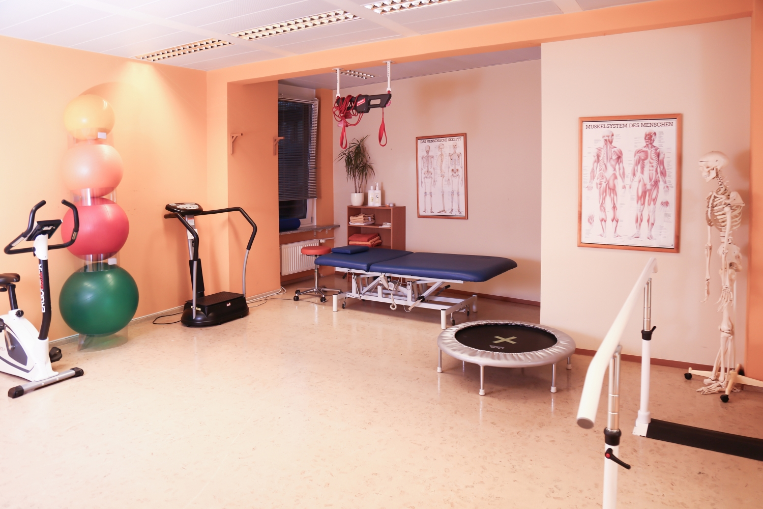 Physiotherapie in Berlin Mitte Aktivphysio e.V.